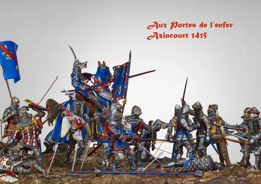 Azincourt, Aux portes de l'enfer ! Centre Historique Bourbonnais