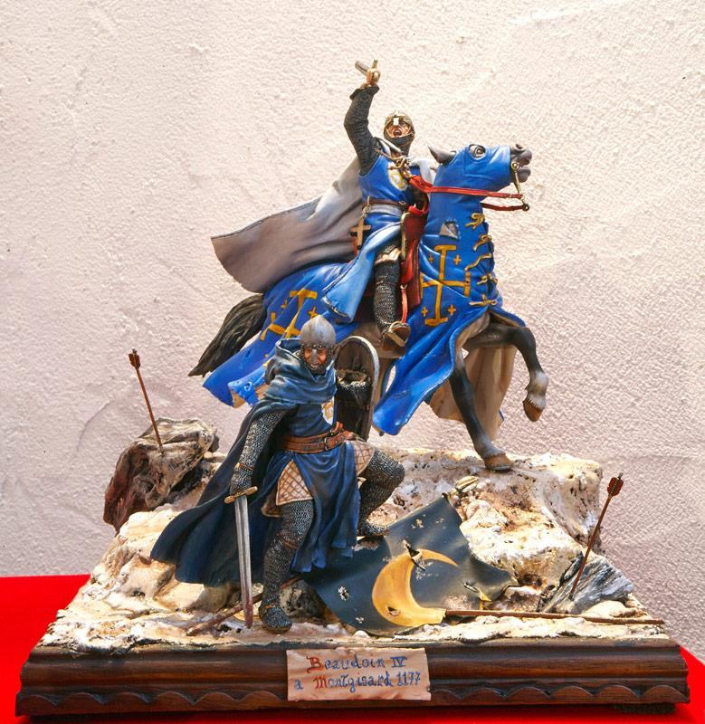 Beaudoin IV - - Centre Historique du Bourbonnais, Le Souffle de l'Histoire Musée de la Figurine à Droiturier Allier