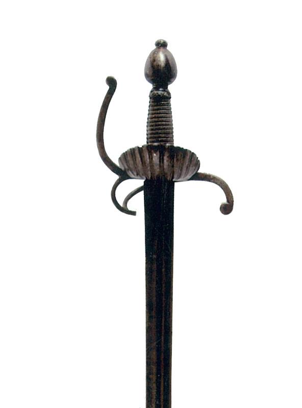 Épée Epoque Henri IV - Centre Historique du Bourbonnais - Musée de la Figurine - le Souffle de l'Histoire à Droiturier Allier