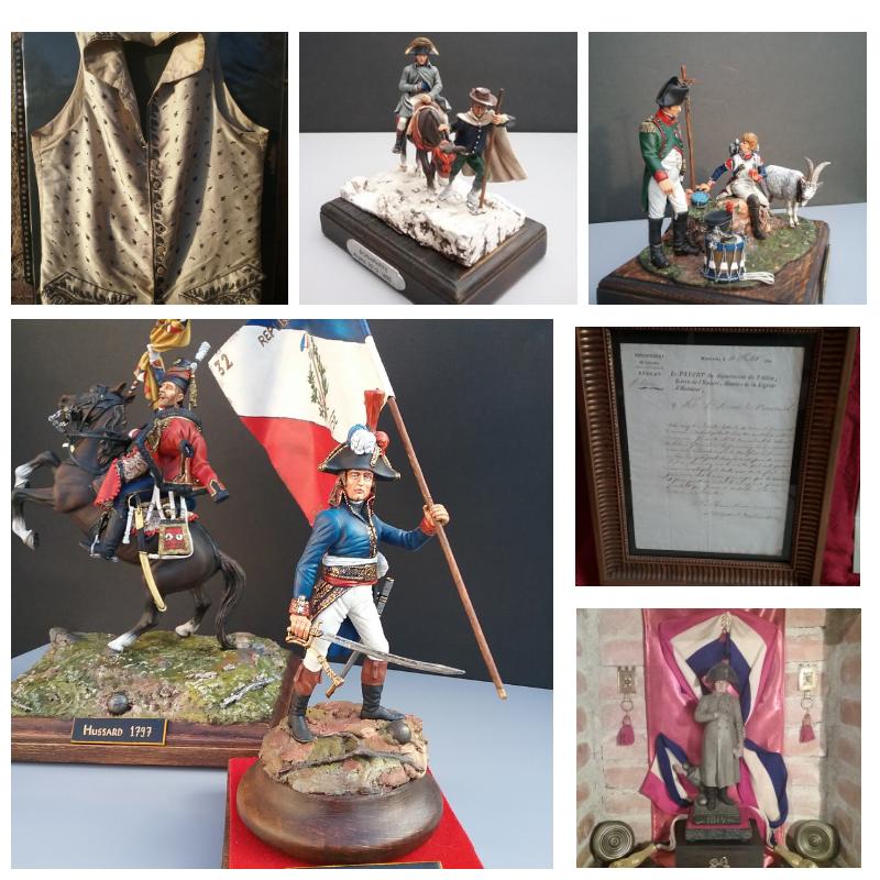 Exposition Napoléon Bonaparte et la Grande Armée au Centre Historique du Bourbonnais