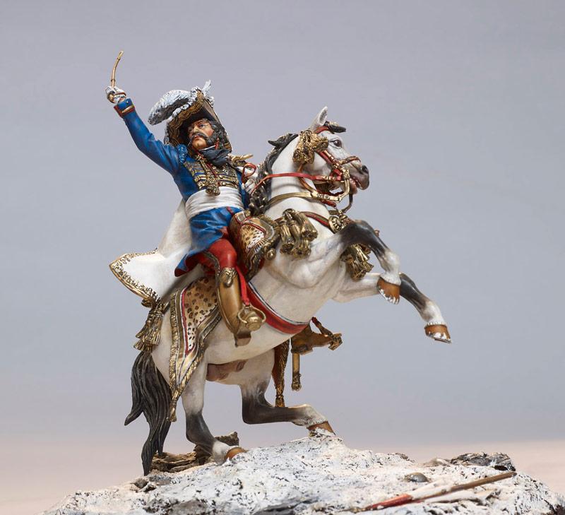 Murat en Russie - Centre Historique du Bourbonnais, Le Souffle de l'Histoire Musée de la Figurine à Droiturier Allier