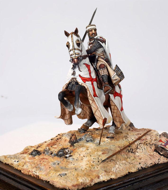 Templiers - Centre Historique du Bourbonnais - Souffle de l'Histoire - Musée de la Figurine à Droiturier dans l'Allier