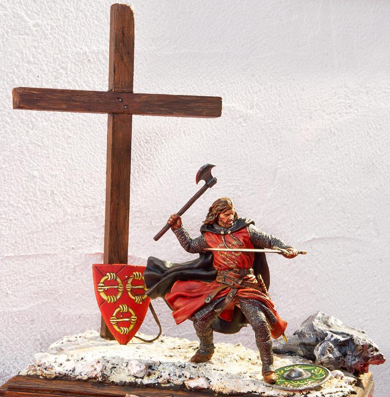 Malet Sire de Graville - Le Souffle de l'Histoire - Centre Historique du Bourbonnais - Musée de la Figurine à Droiturier dans l'Allier Auvergne
