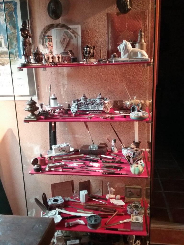 Thème de la Plume à l'Épée - Centre historique du Bourbonnais - Le Souffle de l'Histoire - Musée de la Figurine Droiturier Allier Auvergne